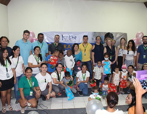 VBP clients visit the patients of Kythe